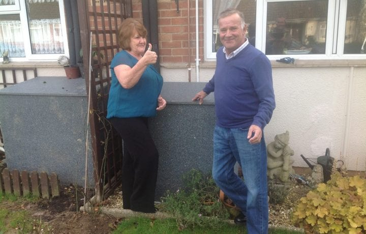 Ground Source Review: Mr & Mrs Coombe, Yarlington residents of ground source heat pumps