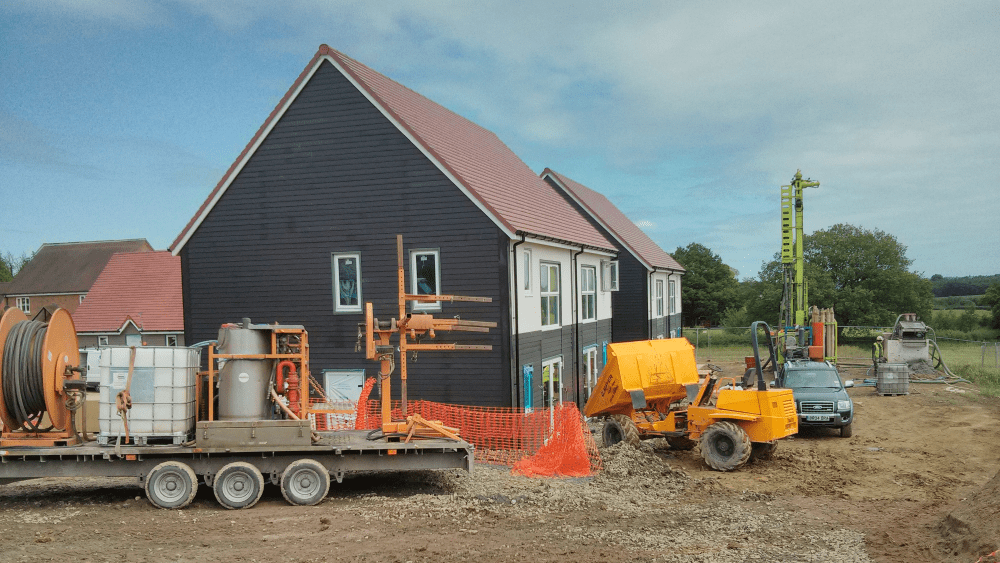 Ground Source Review: Shropshire Rural Housing, Kinlet 8