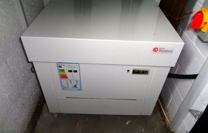 Ground Source Review: Bromford Phase Two ǀ Shoebox heat pump