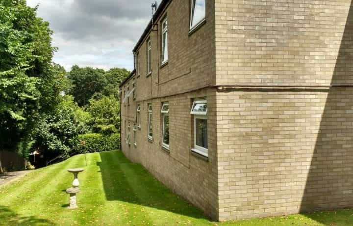 Ground Source Review: Hanover, Ashfield Court - rear