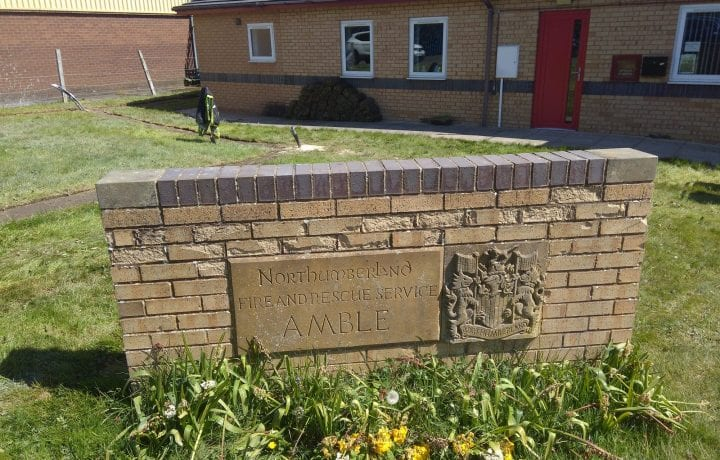 Ground Source Review:Northumberland Fire & Rescue Service: Amble Fire Station