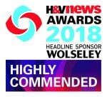 H&V News Awards Retrofit Project of the Year 2018 Kensa Heat Pumps & South Shropshire Housing Association