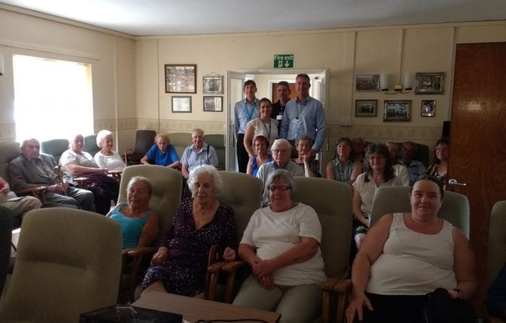 Ground Source Review: Stonewater Housing Weobley, Social Housing Project - Tenant Liaison