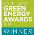 Kensa Ground Source Heat Pumps Regen SW Green Energy Awards Winners 2013