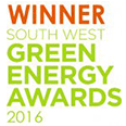 Kensa Ground Source Heat Pumps Regen SW Green Energy Awards Winners 2017