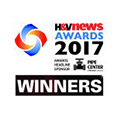 Kensa Ground Source Heat Pumps H&V News Awards Winners 2017