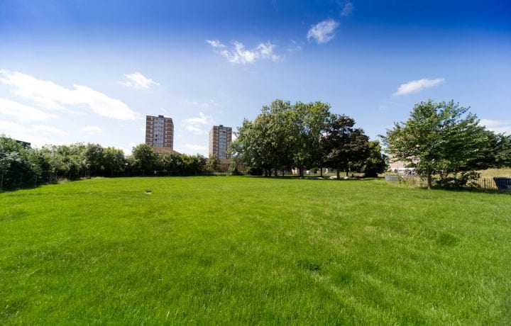 Enfield Ground Source Heat Pump Tower Blocks Upgrade Combats London Air Pollution
