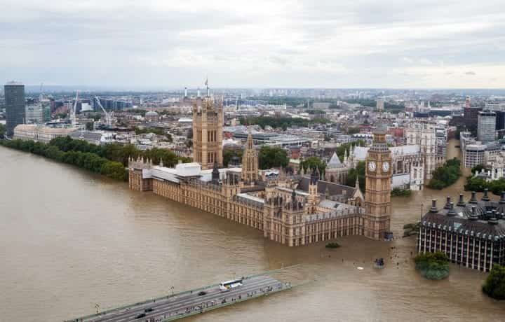 London Climate Central - SeaLevel