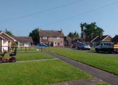 Ground Source Review South Shropshire Housing Association - st marys