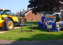 Ground Source Review South Shropshire Housing Association - GSHP installation