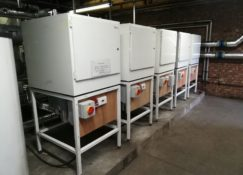Cascaded commercial plant room heat pumps Stakeford 4