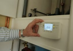 Ground Source Review Trent & Dove Housing: Mr Rowe: Heating controls