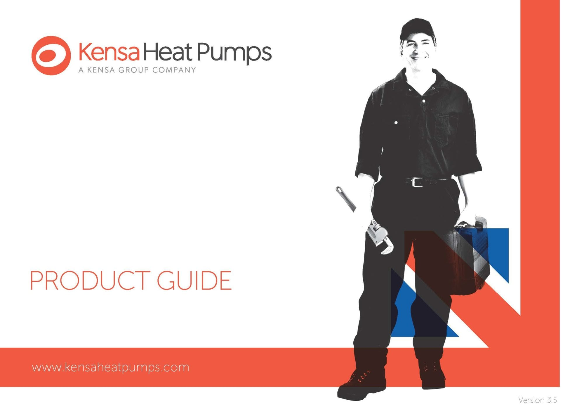 Kensa Heat Pumps Product Guide