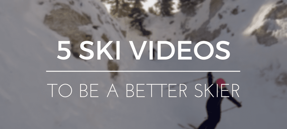 become a better skier