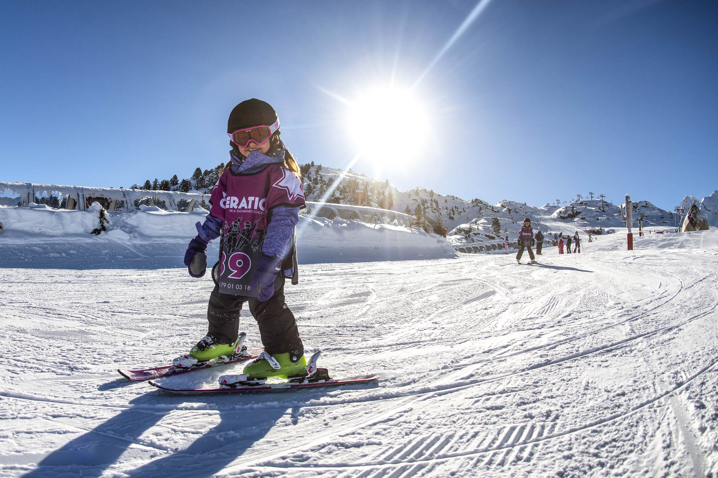 best age to start skiing