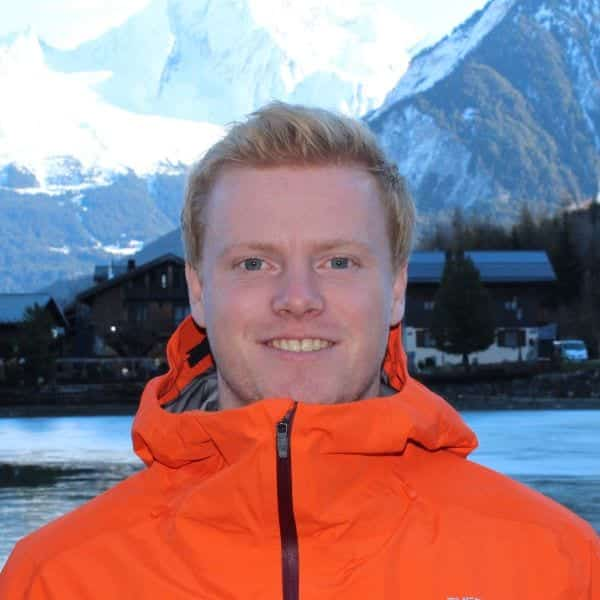 Alex Gandy - Morzine Ski Instructor
