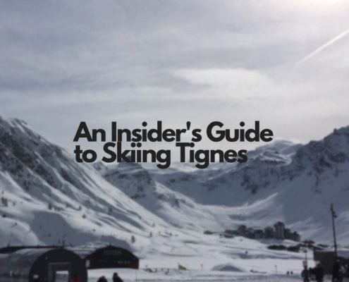 An Insider's Guide to Skiing Tignes