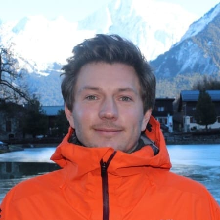 Dave Tee - Val d'Isere Ski Instructor