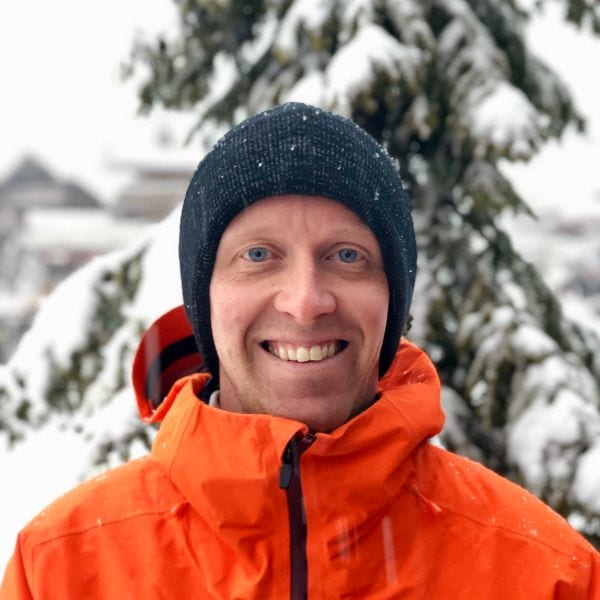 Gordon Porteous - Verbier Ski Instructor