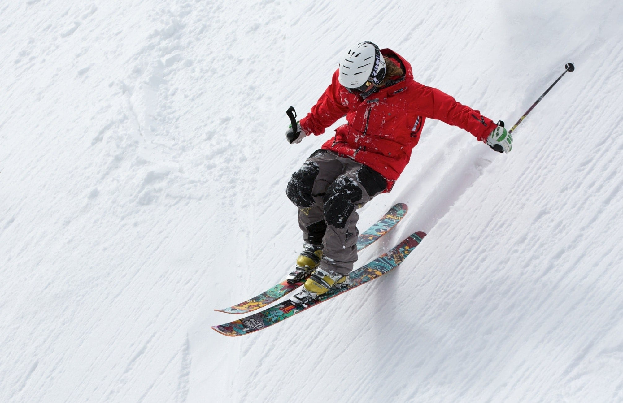 How to keep ski fit