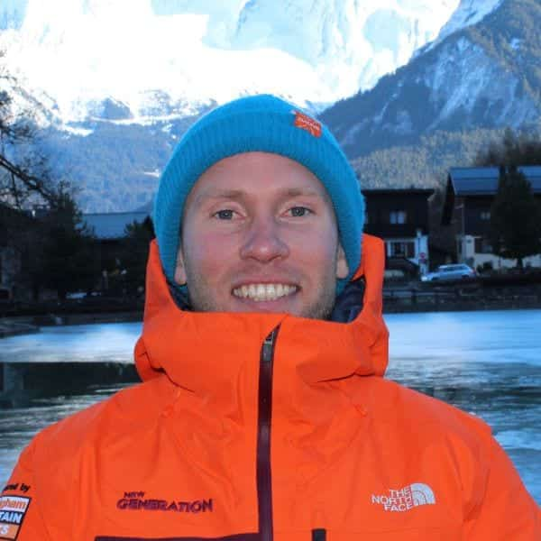 Luke Gerrett - St Martin Ski Instructor