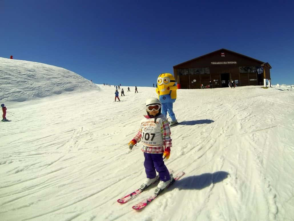 easter skiing