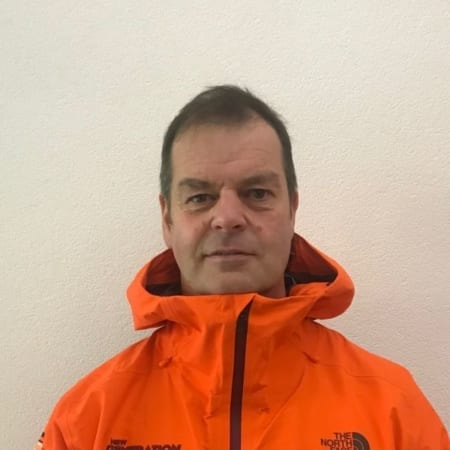 Mark Hughes - Villars Ski Instructor