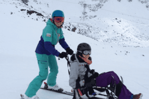 New Generation Ski School Adaptive Lessons