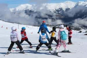 New Generation Ski School Childrens Group Lessons