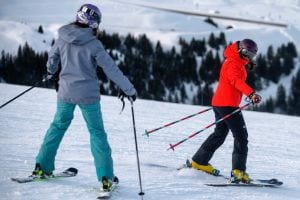 Weekend Ski or Snowboard Lessons