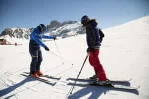New Generation Ski School Weekend Group Lessons