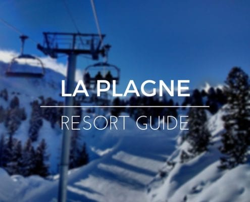 La Plagne resort guide