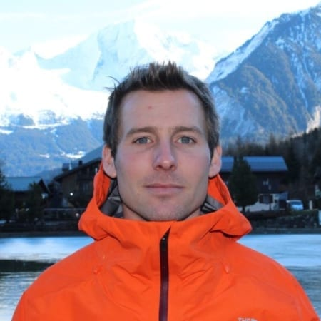 Sam Pickup - Courchevel Ski Instructor