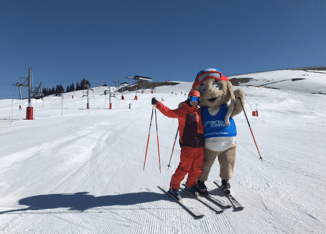Snow-Camp Charity