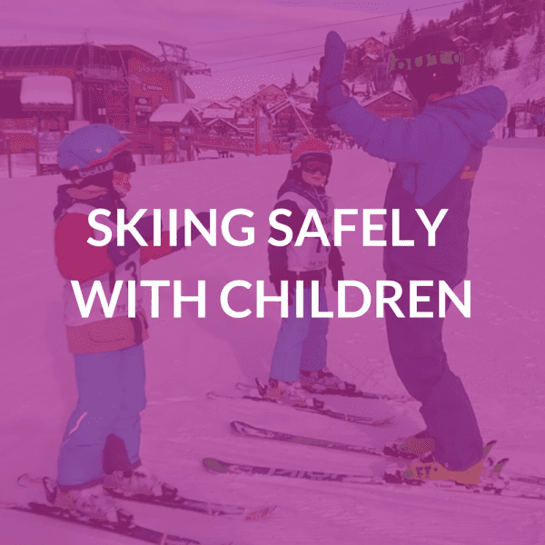 Skiing Safely with Children