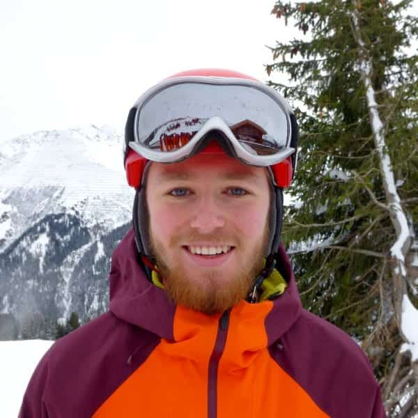 CAMPBELL, Andrew - St Anton Ski Instructor