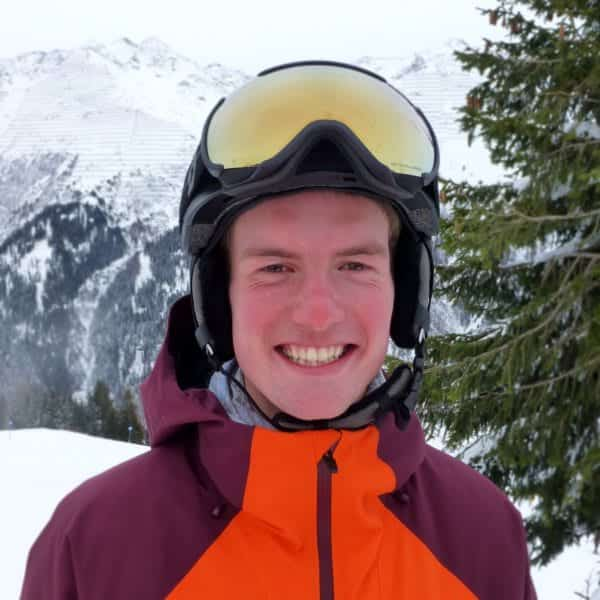 WARRILOW, Joshua - St Anton Ski Instructor