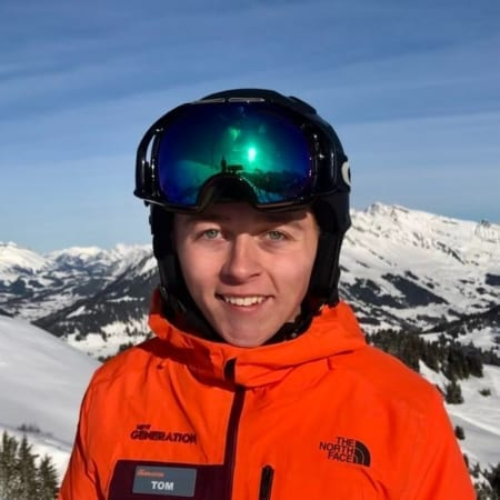Tom Sigsworth - Villars Ski Instructor