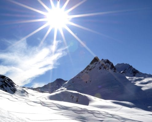 Ski Touring in Tignes