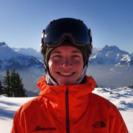 Will Dickinson - Villars Ski Instructor