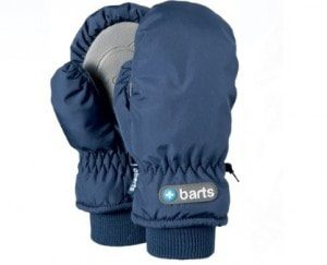 Go for mittens rather than gloves for toasty fingers