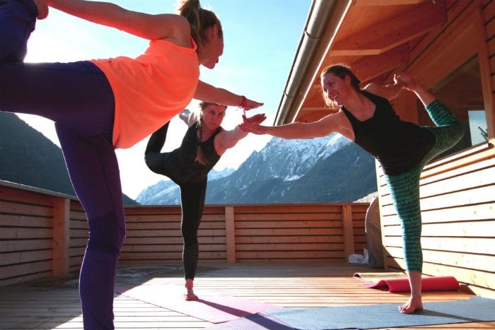 get fit in the alps this summer
