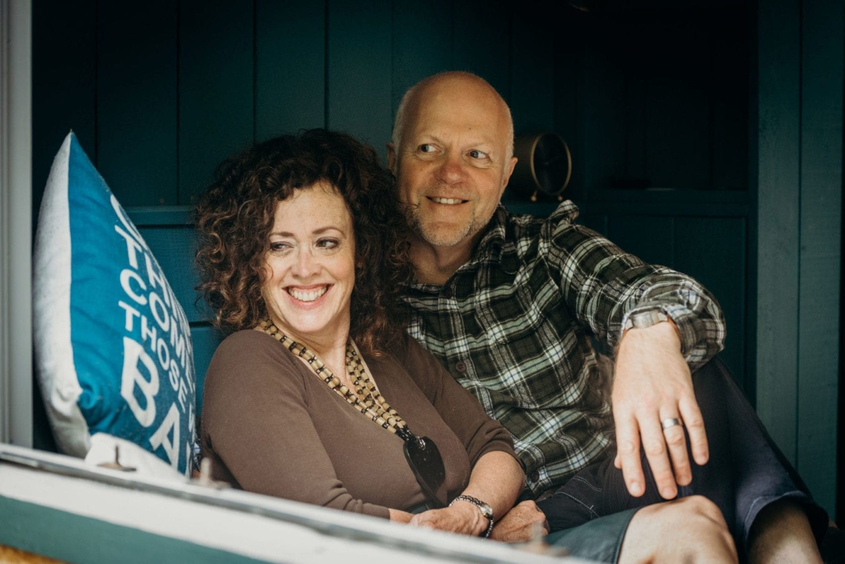 Nicola and Euan Owners and Founders of Ever After: A Dartmoor Wedding