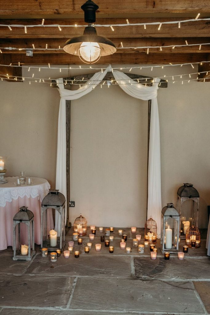 venues trend report ever after candlelight
