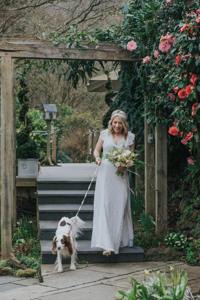 furry friends at ever after penny and bride lucy