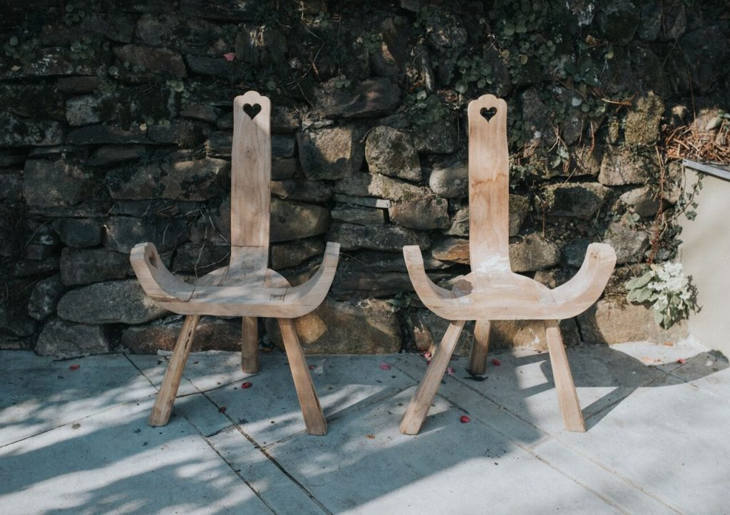 arrival and ceremony blog post ever after's registrar chairs
